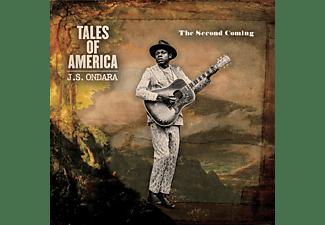J.S. Ondara - TALES OF AMERICA (DELUXE EDITION+BONUSTRACKS)  - (CD)