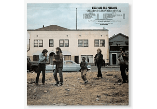 Creedence Clearwater Revival - WILLY AND THE POOR BOYS (HALF SPEED  - (Vinyl)
