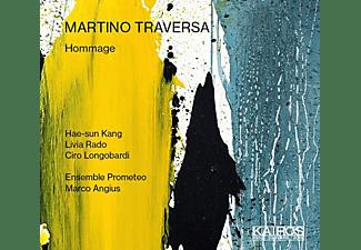 Ensemble Prometeo, Angius, Longobardi, Rado, Kang - Hommage  - (CD)