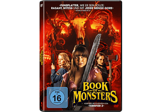 Book of Monsters - (DVD)