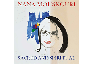 Nana Mouskouri - Sacred And Spiritual - (CD)