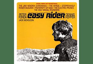 VARIOUS - EASY RIDER  - (CD)