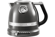 KITCHENAID 5KEK1522EMS Artisan Wasserkocher, Medaillon-Silber