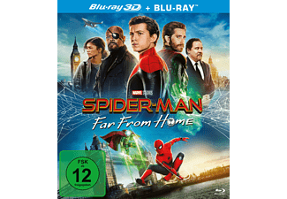 Spider-Man: Far from Home [Blu-ray 3D]