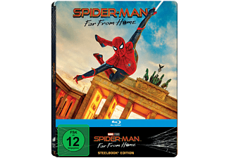 Spider-Man: Far from Home Limited Steelbook [Blu-ray]