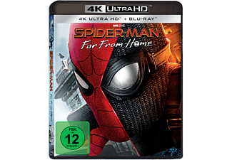 Spider-Man: Far from Home [4K Ultra HD Blu-ray]