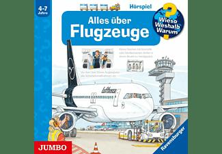 Erne,Andrea (Autor)/Metzger,Wolfgang (Illustr. - Alles Über Flugzeuge (Folge 20)  - (CD)