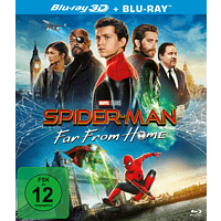 Spider-Man: Far from Home [3D Blu-ray]