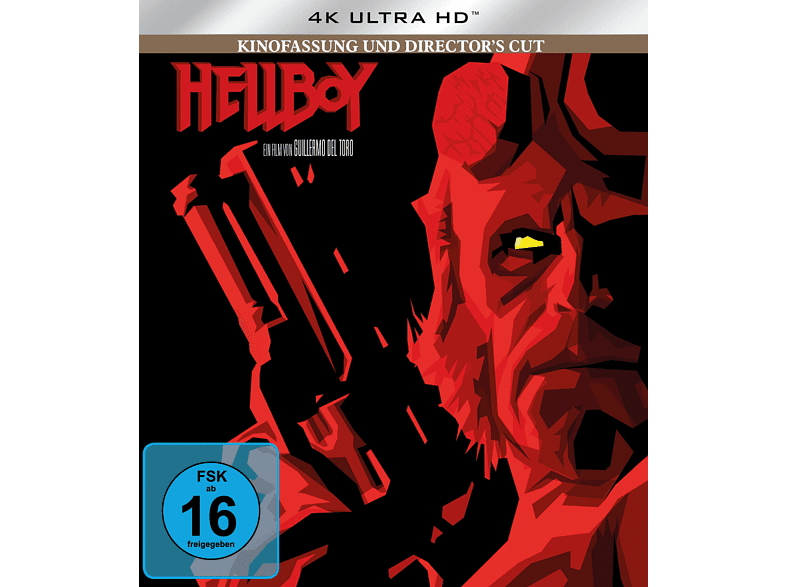 Hellboy [4K Ultra HD Blu-ray]