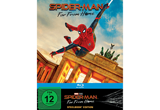 Spider-Man: Far from Home (Limited Steelbook/ Brandenburger Tor) Blu-ray