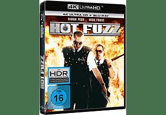 Hot Fuzz 4K Ultra HD Blu-ray