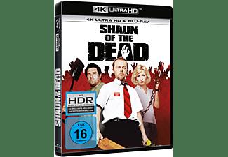 Shaun of the Dead 4K Ultra HD Blu-ray