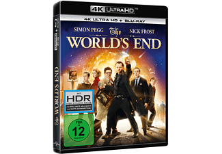 The World's End 4K Ultra HD Blu-ray