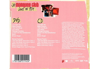 The Rolling Stones - FROM THE VAULT: THE MARQUEE CLUB LI  - (DVD + CD)