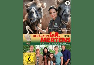 Tierärztin Dr. Mertens - Staffel 5  DVD