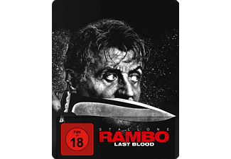 RAMBO: LAST BLOOD (Steelbook) - (Blu-ray)