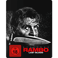 Rambo: Last Blood (Steelbook) [Blu-ray]