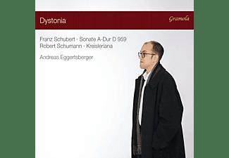 Andreas Eggertsberger - Dystonia  - (CD)