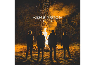 Kensington - TIME (LTD.ED.)  - (CD)