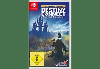 SW DESTINY CONNECT - TICK-TOCK TRAVELERS TC ED. - [Nintendo Switch]