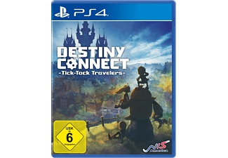 PS4 DESTINY CONNECT TICK-TOCK TRAVELERS - [PlayStation 4]