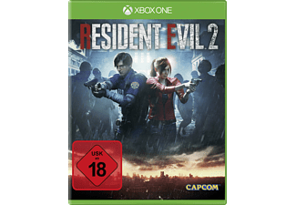 XBO RESIDENT EVIL 2 - [Xbox One]