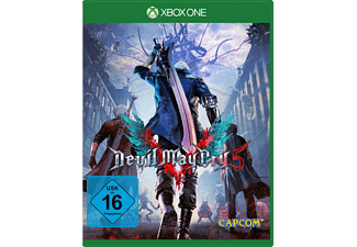 XBO DEVIL MAY CRY 5 - [Xbox One]