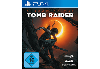 PS4 SHADOW OF THE TOMB RAIDER - [PlayStation 4]