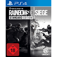 PS4 RAINBOW SIX SIEGE [PlayStation 4]