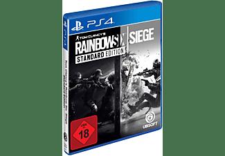 PS4 RAINBOW SIX SIEGE - [PlayStation 4]