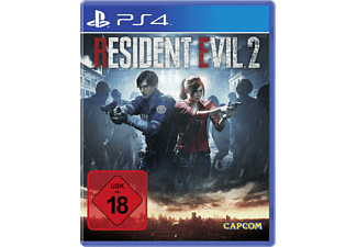 PS4 RESIDENT EVIL 2 - PlayStation 4