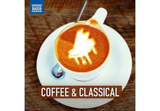 VARIOUS - Coffee & Classical - (CD)