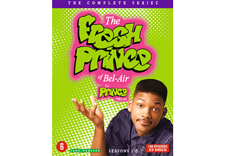 Fresh Prince Of Bel-Air - Serie Intégrale DVD