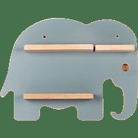 BOARTI Sammel-Elefant midi Zubehör für Toniebox, Grau