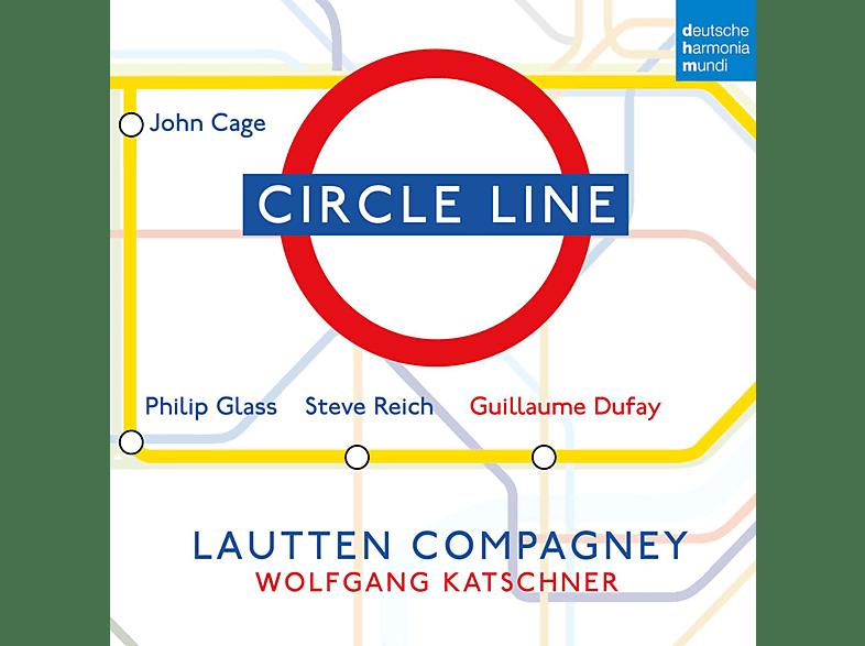 Lautten Compagney, Wolfgang Katschner - Circle Lines [CD]