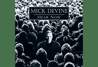 Mick Devine - HEAR NOW  - (CD)