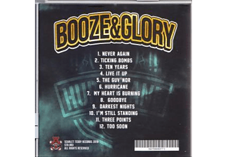 Booze & Glory - HURRICANE -DIGI-  - (CD)