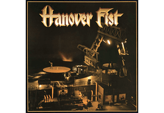 Hanover Fist - HANOVER FIST  - (CD)