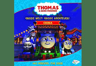 Thomas & Seine Freunde - Große Welt! Große Abenteuer! China (Das Hörspiel)  - (CD)