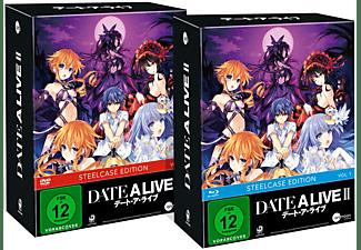 Date A Live-Season 2 (Vol.1) (Blu-ray) Blu-ray