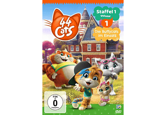 44 Cats - Staffel 1 DVD
