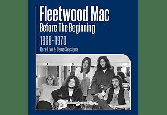Fleetwood Mac - Before the Beginning-1968-1970 Rare Live & Demo  - (Vinyl)