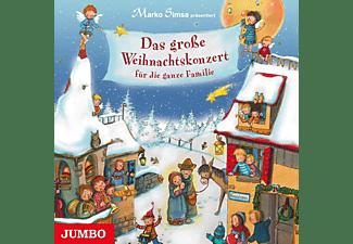 Marko Simsa - DAS GROSSE WEIHNACHTSKONZERT FÜR DIE GANZE FAMILIE  - (CD)