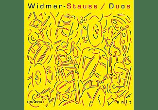 Jacques Widmer, Markus Stauss, Widmer-stauss - Duos-Digi-  - (CD)