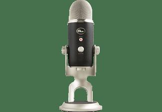 BLUE MICROPHONES Yeti Pro USB Mikrofon, Schwarz