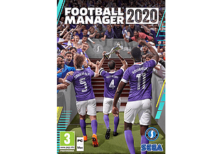 PC/Mac - Football Manager 2020 /I