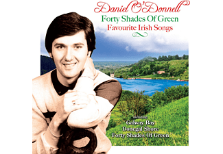 Daniel Odonnell - FORTY SHADES OF GREE  - (CD)