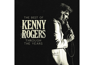 Kenny Rogers - The Best Of Kenny Rogers: Through The Years  - (CD)