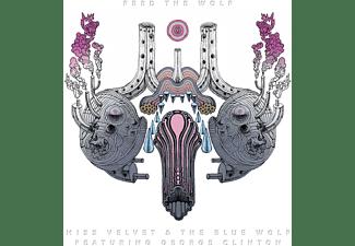 Miss Velvet & The Blue Wolf - FEED THE WOLF  - (CD)