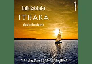 Choir Of Royal Holloway - Ithaka-Choral and Vocal works  - (CD)